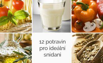 12-potravin-snidane