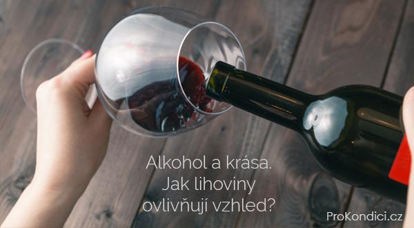 Alkohol-a-krása