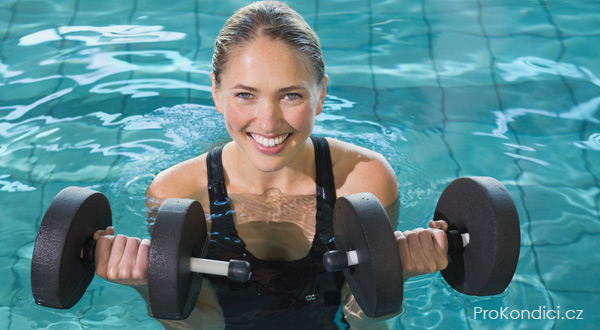 Fitness-na-vode